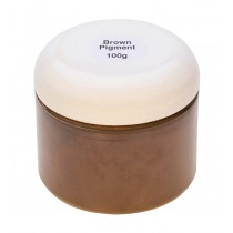 Brown Pigment - 100g Jar