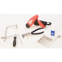 Deluxe Coil Holding and Cutting Kit w/ DVD
