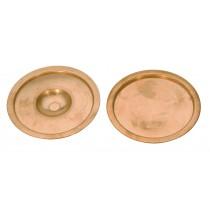Set of 2 Keum-Boo Plates