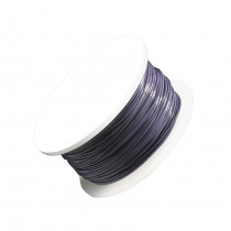 28 Gauge Lavender Artistic Wire Spool - 40 Yards