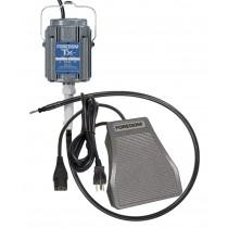Foredom M.TX-SXR Flex Shaft Machine Hang-Up Motor w/ Metal Foot Control