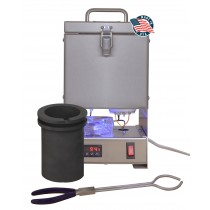 TableTop QuikMelt 120 oz PRO-120 Melting Furnace - Stainless Steel