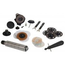 Foredom AK69130 Angle Grinder Attachment Kit with H.30 Handpiece & Chuck Key