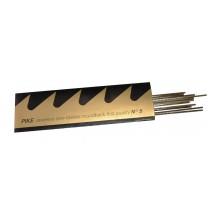 144/Pk Pike Jeweler's Saw Blades #3/0