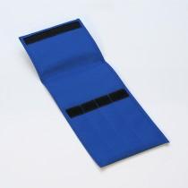 Canvas File Pouch w/ 4 Compartments