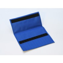 Canvas File Pouch w/ 12 Compartments