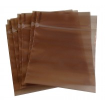 "Pack of 10 - 4"" x 4"" Anti-Tarnish Locking Bags"