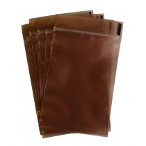 "Pack of 10 - 4"" x 6"" Anti-Tarnish Locking Bags"