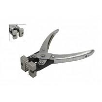 """5-1/4"""" Parallel Zig-Zag Bending Pliers"""