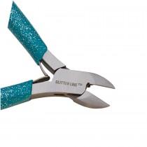"""4-1/2"""" Side Cutters w/ Glitter Handle"""