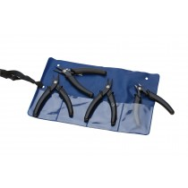 "5"" 4 Piece Euro Tech Plier Set"