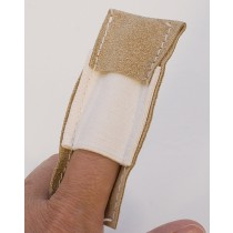 Package of 10 Leather Finger Guards