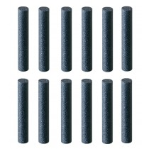 12/Pk 2 MM Medium Polishing Pins - Gray