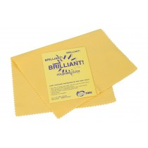 "Yellow Brilliant Cloth - 7-1/2"" x 12"""
