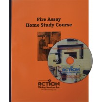 Fire Assaying Book and DVD Set
