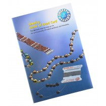 Griffin Jewelry Made of Bead Cord Threading Guide Book/Brochure