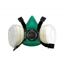 GERSON® 8311P Disposable Dual Cartridge Respirator OV/P95 - Medium