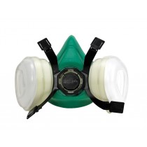 GERSON® 8311P Disposable Dual Cartridge Respirator OV/P95 - Large