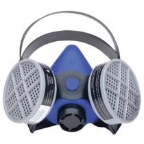 Honeywell Silicone Half Mask 2000 S Series Respirator Size SMALL