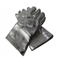 "Aluminized 18"" Carbon Kevlar® Gloves"