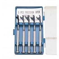 5 Piece Mini Wrench Set