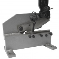 "6"" Value Line Guillotine-Style Bench Shear"