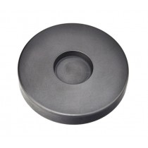 2 Troy Ounce Silver Round Coin Graphite Ingot Mold
