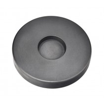 1 Troy Ounce Silver Round Coin Graphite Ingot Mold