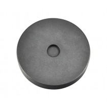 1/4 Troy Ounce Silver Round Coin Graphite Ingot Mold