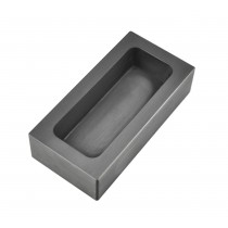 20 Troy Ounce Silver Kit Kat Graphite Ingot Mold