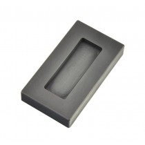 2 oz Troy Ounce Silver Kit Kat Graphite Ingot Mold