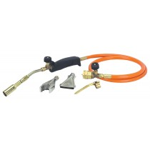 Propane Gas Torch Outfit with 3 Burners
