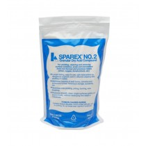 2-1/2 Lbs No 2. Sparex® Granular Dry Acid Compound