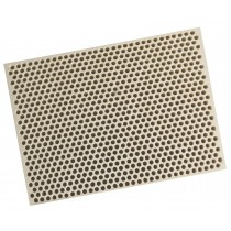 Honeycomb Ceramic Block Square w/ 850 Holes (2 mm Diameter)