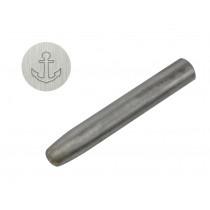 "3/8"" 9.5 mm Steel Anchor Stamp"