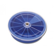 Round Gem Tray w/ 12 Compartments