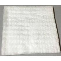 "QuikMelt Replacement Lid Wool 6"" X 6"" X 1/2"""