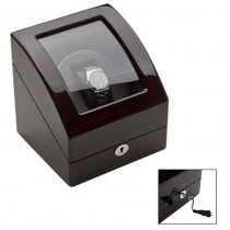 Watch Winder w/ Single Cushion