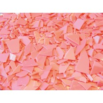 Freeman Flakes Filigree Pink - 1 Lb Bag