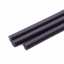 "50 Lbs of Purple Sprue Wax - 1/4"" Diameter x 24"" Long"