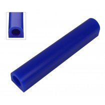 Wax Ring Tube - Blue Small Flat Side (FS-1)