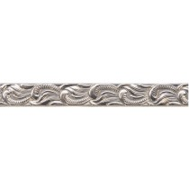 3' Nickel Silver Pattern Wire - Scroll 16 Gauge