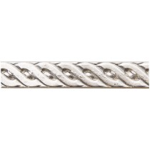 3' Nickel Silver Pattern Wire - Rope 20 Gauge