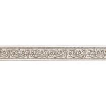 3' Nickel Silver Pattern Wire - Flower Chain 24 Gauge