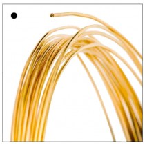 10' Round Dead Soft Copper Wire - 16 Gauge