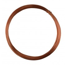 25' Round Dead Soft Copper Wire - 20 Gauge