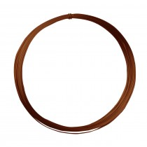 25' Round Dead Soft Copper Wire - 22 Gauge