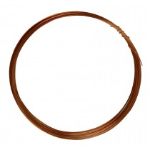 25' Round Dead Soft Copper Wire - 24 Gauge