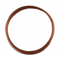 50' Round Dead Soft Copper Wire - 26 Gauge
