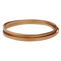 32 Gauge Copper Bezel Wire - 10 Feet